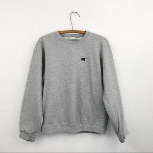 Vintage Nike Logo spell-out sweat shirt